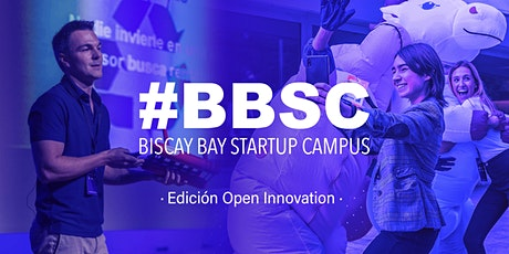 Biscay Bay Startup Campus 2020 entradas