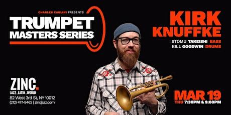 Trumpet Masters Series: Kirk Knuffke tickets