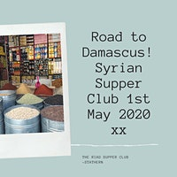 The Riad Supper Club  - Syrian Supper Club EXTRA DATE