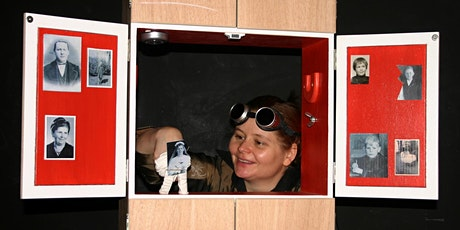 Frau Wassily sieht blau // Kindertheater ab 2 Tickets