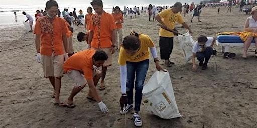Acara Bersih-Bersih Pantai Ancil (Khusus Karyawan PST)
