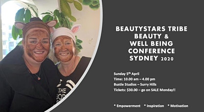 Beauty & Well Being Conference Sydney 2020 tickets