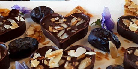 Raw chocolate, superfoods and energy balls master class tickets