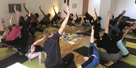 Family Yoga Leicester tickets