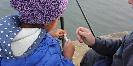 Free Let's Fish! - Stoke-On-Trent - Learn to Fish sessions - StokeOnTrentAS tickets