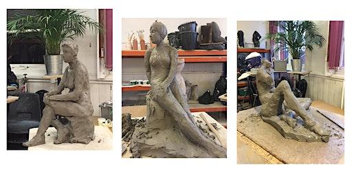 Clay Modelling - Sculpt a figure