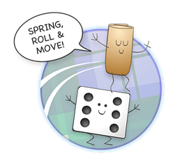 Spring, Roll & Move tickets