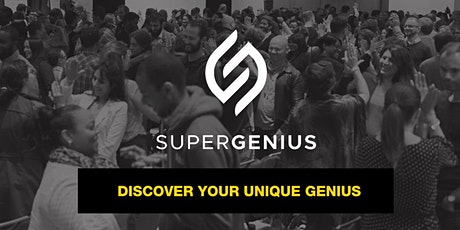 Unleash your Genius and Master your Life - Ryan Pinnick tickets