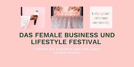 M. Stories  Create and Connect: Das Female Business und Lifestyle Festial Tickets