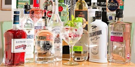 Gin Therapy - Jin Cymraeg; Welsh Gin Tasting tickets