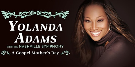 A Gospel Mother's Day with Yolanda Adams tickets
