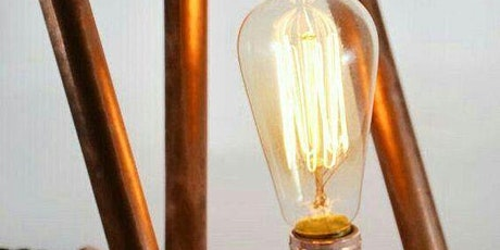 Copper Lamp Workshop tickets