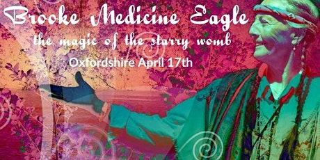 Brooke Medicine Eagle - The Magic of the Starry Womb tickets