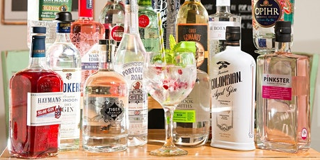 Gin Therapy - Salud! Spanish Gin Tasting tickets