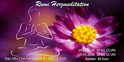 Rumi Herzmeditation