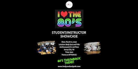 Body Soul & Pole 2nd  Student/Instructor Showcase! tickets