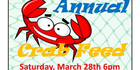 FCCS Annual Crab Feed tickets