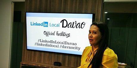 LinkedIn Local Davao | 2nd Meetup tickets