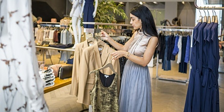 Spring Fashion Event : Buy Less, Wear More & Create A Capsule Wardrobe tickets