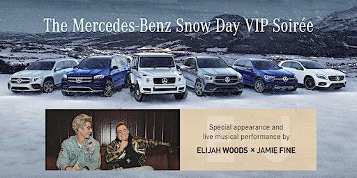 Snow Day VIP Soirée with Elijah Woods x Jamie Fine
