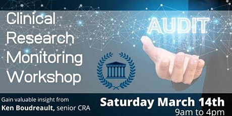 Clinical Research Monitoring Workshop - Ist Edition tickets