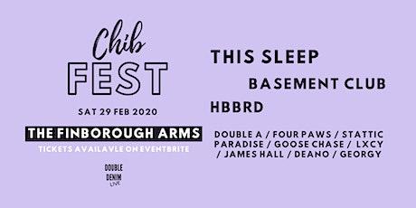 Chibfest 2020 tickets