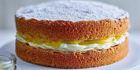 Tina's Traditional Great British Baking Experience - Gluten Free - St. Clement's Cake tickets