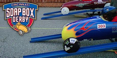 Cincinnati Soap Box Derby FREE racing 2020 tickets