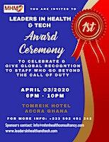 LEADERS IN HEALTH & TECH 2020-Award Ceremony GHANA