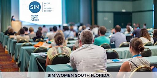 SIM Women Luncheon Event  | ADT HQ Boca Raton