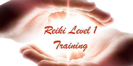 Reiki Level 1 Training tickets