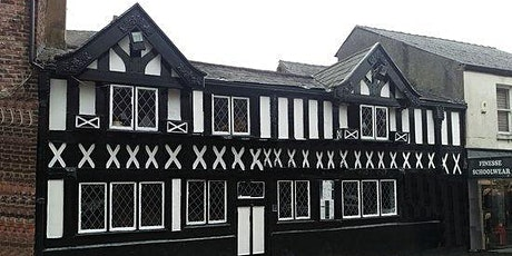 Pig & Whistle  Macclesfield Ghost Hunt tickets