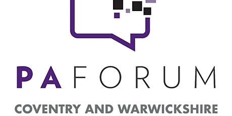 Coventry and Warwickshire PA Forum - Building effective teams tickets