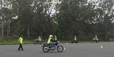 Pre-Learner (Ls) Rider Training Course 200314LB