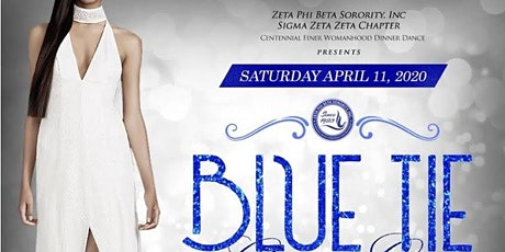 Zeta Phi Beta - Sigma Zeta Zeta Centennial Finer Womanhood Dinner Dance tickets