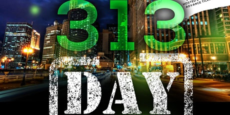 313 Detroit Party @ The Corner Ball Park tickets