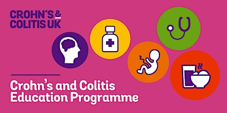 CROHN'S AND COLITIS EDUCATION PROGRAMME : LONDON 2020 tickets