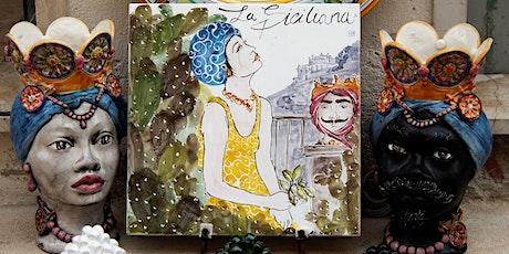 Weinseminar - Die Weine Siziliens Tickets