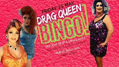 Drag Queen Bingo Show MAY tickets