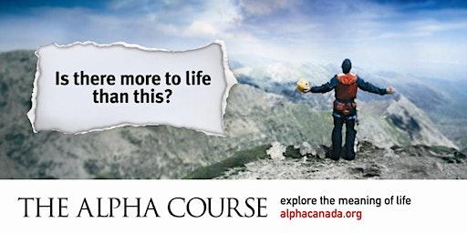 Alpha at Good Shepherd