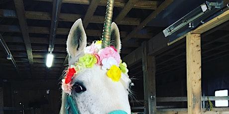 Unicorn Photo Fundraiser tickets