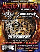 Master of Tributes Heath - 3 tributes to - Godsmack, Metallica, Tool