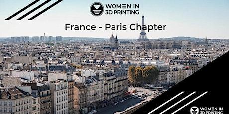 Meetup Women in 3D Printing Paris - Février tickets