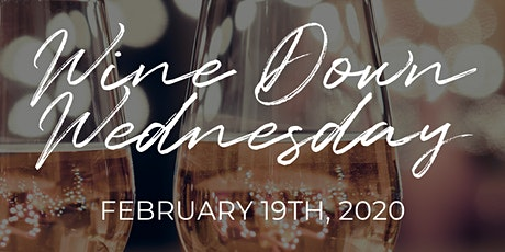 Wine Down Wednesday with YP tickets