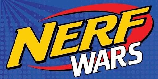 Nerf Wars Kids VS Firefighters 11-17 yrs old