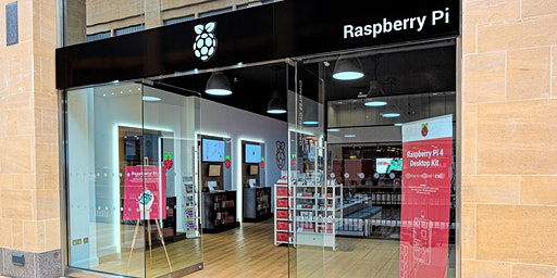 Intro to Raspberry Pi - Raspberry Pi Store Workshop