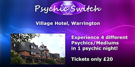 Psychic Switch - Warrington tickets