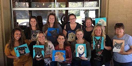 Paint Ur Pet  - Paw Paws USA Barking Lot Event