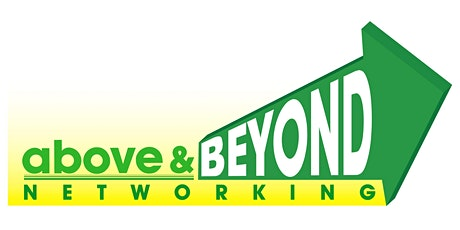 Above & Beyond Business Networking Group - OCT 13, 2020 tickets