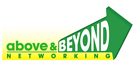 Above & Beyond Business Networking Group - OCT 20, 2020 tickets